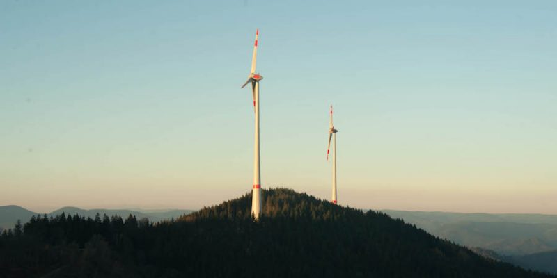 Windpark Prechtaler Schanze