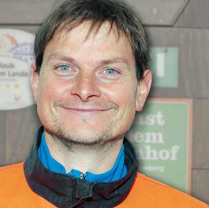 Bernd Wöhrle, Landeigentümer aus der Gemeinde Gutach